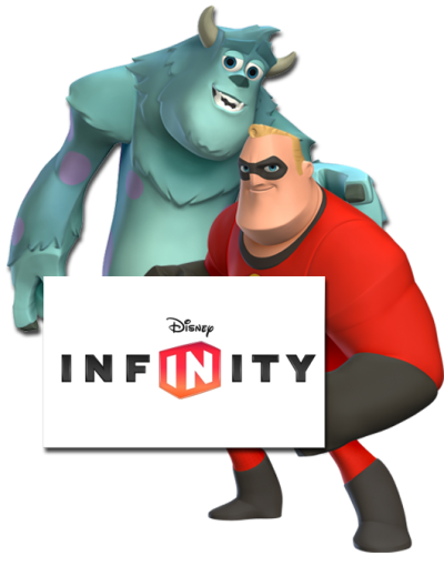 Now Playing… Disney Infinity